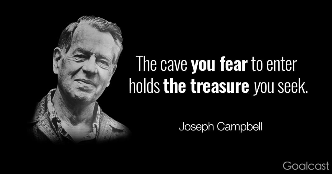 Joseph Campbell over mythen en bewustzijn